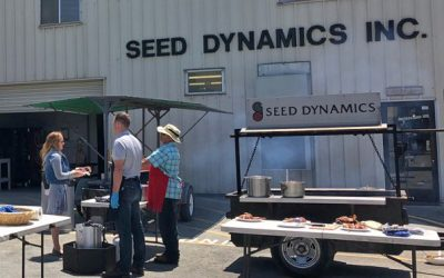 Presentation and BBQ for Cal Poly Students