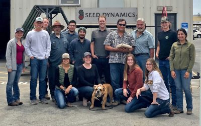 SDI Seed Industry Tour for Cal Poly Students